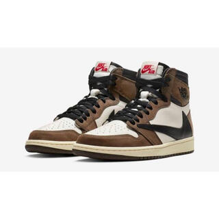 NIKE - TRAVIS SCOTT AIR JORDAN 1 HIGH OG
