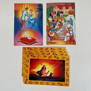 ディズニー(Disney)のディズニー ☆ 新品 ポストカード 6枚 セット 葉書(使用済み切手/官製はがき)