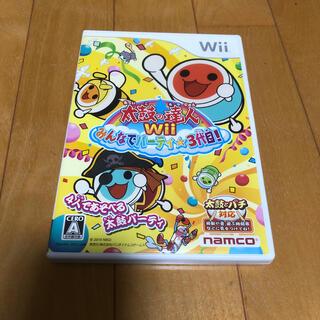 太鼓の達人Wii みんなでパーティ☆3代目! Wii