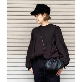 JOURNAL STANDARD - wittyvintage luxeコットンワッシャータックブラウス ラックス