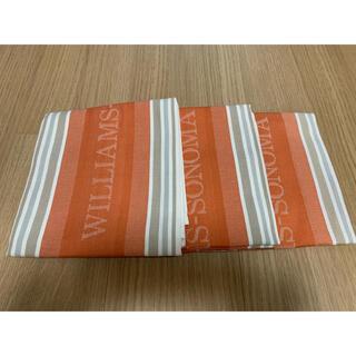 ウィリアムズソノマ(Williams-Sonoma)のWILLIAMS SONOMAのキッチンタオル3枚セット(収納/キッチン雑貨)