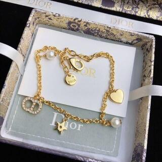 Dior - ディオール Dior ネックレスとブレスレット  セットCD