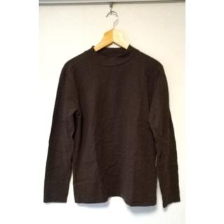 ムジルシリョウヒン(MUJI (無印良品))のTシャツ(無印良品)(Tシャツ/カットソー(七分/長袖))