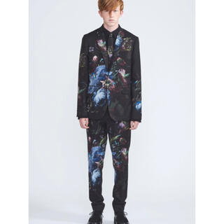 LAD MUSICIAN - LAD MUSICIAN 花柄 セットアップ 19AW
