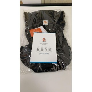 新品未使用 エルゴ OMNI(オムニ) 360 クールエア/ブラック