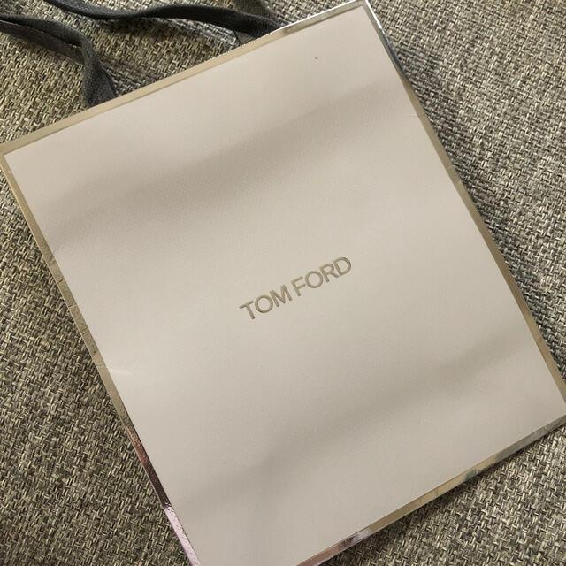 TOM FORD(トムフォード)のトムフォード ショッパー ショップ袋 レディースのバッグ(ショップ袋)の商品写真