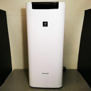 シャープ(SHARP)のSHARP 加湿空気清浄機 プラズマクラスター25000搭載 KI-JS40-W(空気清浄器)