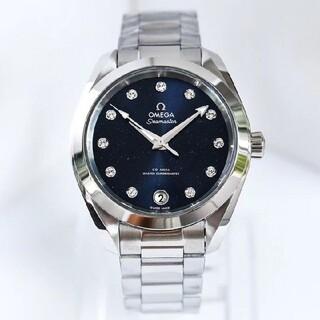 OMEGA - OMEGAオメガ シーマスター SS メンズ 腕時計