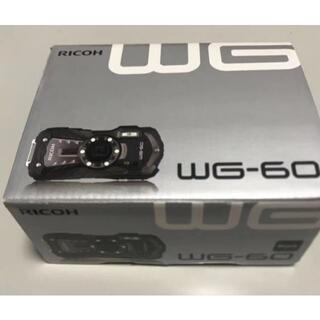 RICOH WG-60 [ブラック]