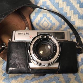 コニカミノルタ(KONICA MINOLTA)のMINOLTA HI-MATIC 7s(フィルムカメラ)