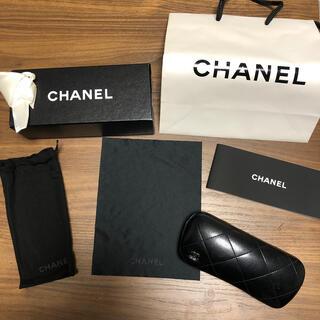 CHANEL - シャネルメガネケースと箱