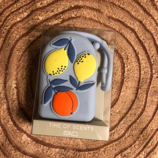 スタディオクリップ(STUDIO CLIP)のスタディオクリップ フルーツ柄 ハンドジェルホルダー(日用品/生活雑貨)