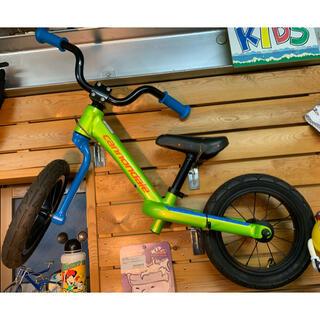 キャノンデール レフティキックバイク 年齢:2~5才(自転車本体)