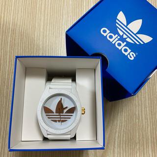 アディダス(adidas)の○美品・箱付き○adidas 腕時計 ローズゴールド アディダス(腕時計(アナログ))