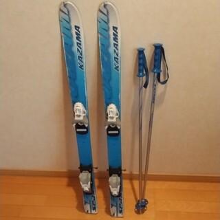 スキー板 KAZAMA 100(板)