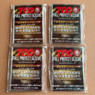 フルプロテクトスリーブR 4セット(カードサプライ/アクセサリ)