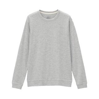 ムジルシリョウヒン(MUJI (無印良品))の無印良品 ムラ糸長袖Tシャツ L(Tシャツ/カットソー(七分/長袖))