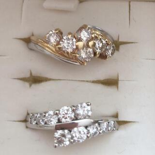 Tiffany & Co. - 16万♥️1カラットダイヤモンド 2本セット♥️