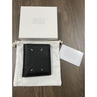 マルタンマルジェラ(Maison Martin Margiela)のMaison Margiela  財布 二つ折り ポッパーウォレット レザー (折り財布)