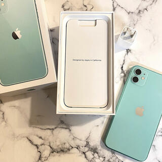 Apple - iPhone11 128GB ミント