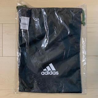 adidas - adidas アディダス シューズケース グリーン