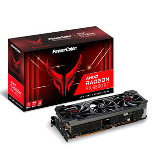 PowerColor RX 6800 XT Red Devil