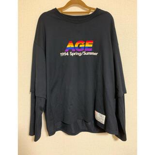 ジエダ(Jieda)のDAIRIKU×ageFactory レイヤードT(Tシャツ/カットソー(七分/長袖))
