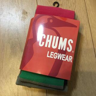チャムス(CHUMS)のCHUMS レギンス グレー(レギンス/スパッツ)