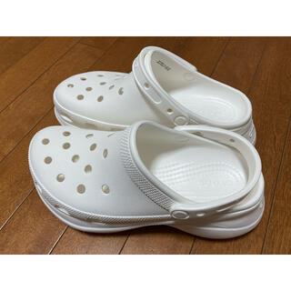 crocs - クロックスサンダル25センチ