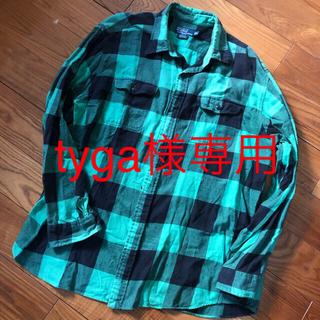 POLO RALPH LAUREN - 【ポロラルフローレン】ネルシャツ/XLサイズ