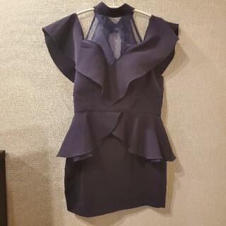 an - DAISY 高級ドレス ペプラム セパレート キャバ