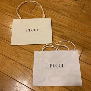 エミリオプッチ(EMILIO PUCCI)のPUCCI*ショップ袋 紙袋(ショップ袋)