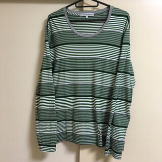 グリーンレーベルリラクシング(green label relaxing)の☆GREEN LABEL RELAXING☆ボーダーロンT(Tシャツ/カットソー(七分/長袖))