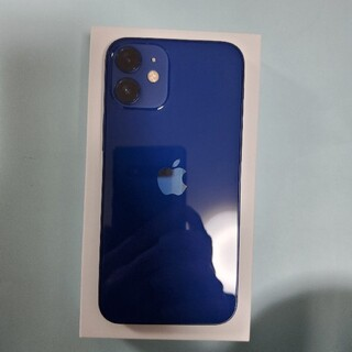 iPhone - iPhone 12 mini ブルー Blue 128GB SIMフリー