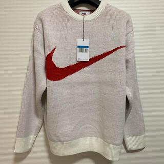 Supreme - 19SS Supreme  Nike Swoosh Sweater  Mサイズ