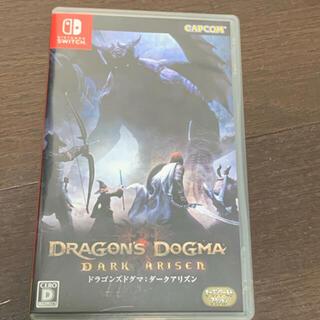 ニンテンドースイッチ(Nintendo Switch)のドラゴンズドグマ:ダークアリズン) Switchソフト(家庭用ゲームソフト)