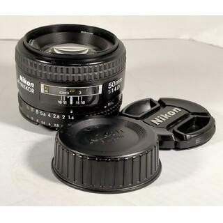 Nikon - Nikon AI AF Nikkor 50mm f/1.4D