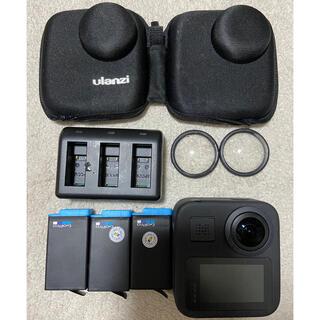ゴープロ(GoPro)のゴープロmax(コンパクトデジタルカメラ)