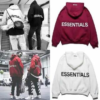 エッセンシャルデザイン(ESSENTIAL DESIGNS)のFOG Essentials Hoodie  Mサイズ(Tシャツ/カットソー(七分/長袖))