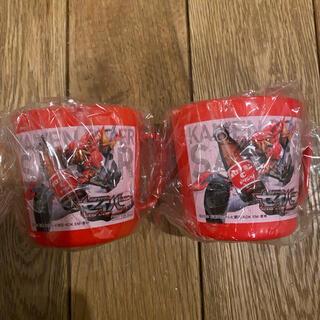 仮面ライダーセイバー コップ2個セット