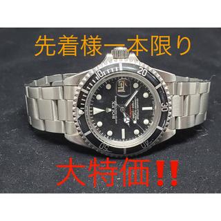 ROLEX - 1680赤サブマリ-ナ(ROLEX純正cal.1570ハック付搭載)