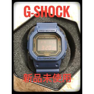 G-SHOCK - 新品未使用 G-SHOCK DW-5600BBM-2 ネイビー