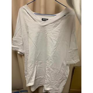 アナップ(ANAP)のANAP Tシャツ(Tシャツ/カットソー)