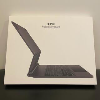 Apple - 11インチiPadPro(第2世代)用マジックキーボード[MXQT2J/A]