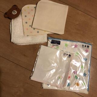 mikihouse - ガーゼハンカチ ミキハウス 6枚セット