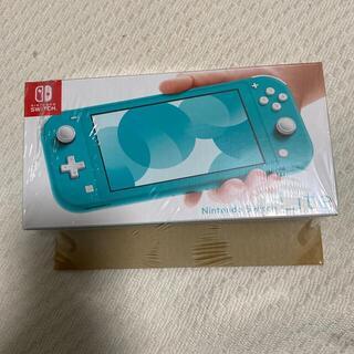 Nintendo Switch - Switch Lite 任天堂 スイッチ ライト ターコイズ ニンテンドウ