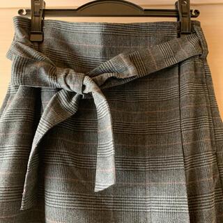 ハートマーケット(Heart Market)のチェックタイトスカート(ひざ丈スカート)