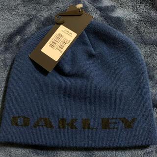 Oakley - OAKLEY ROCKSLIDE ビーニー  (メンズ) ダークブルー
