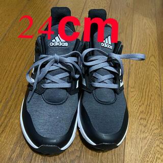 アディダス(adidas)のアディダスファイト RC K  adidas アディダス ランニングシューズ(シューズ)