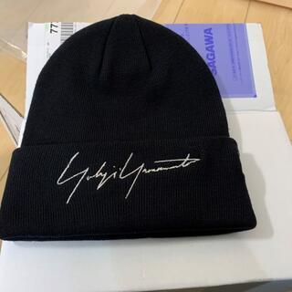 ヨウジヤマモト(Yohji Yamamoto)のyohji yamamoto ニューエラ ニット帽(ニット帽/ビーニー)